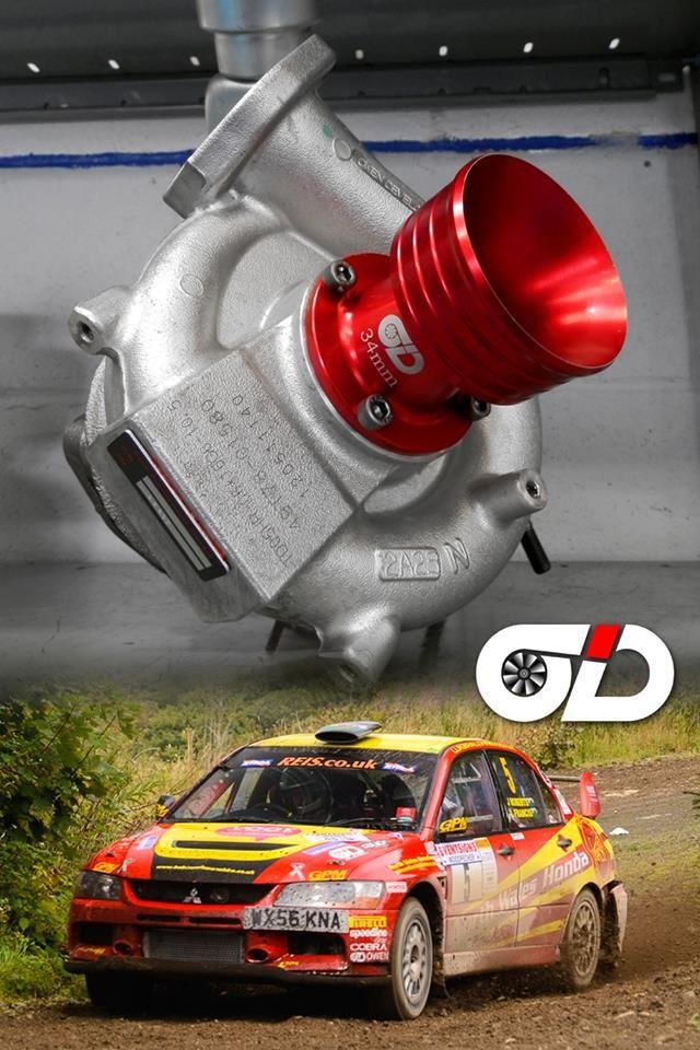 Owens: GpA Turbo (C/W 34mm Restrictor) - Evo 4-9