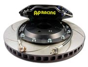 AP Racing: Rear 4 Piston Big Brake Kit (Discs Not Included): Evo 7 - 9