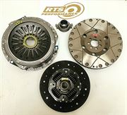 RTS: Performance Organic 3 Piece Paddle Clutch Kit & Flywheel - Evo 4-9