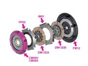 Exedy: Twin Clutch Replacement Disc: B