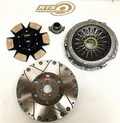 RTS: Stage 6 Paddle Clutch Kit & Flywheel - Evo 4-9