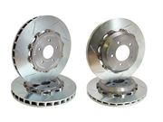 GIRODISC: 2-PIECE REPLACEMENT FRONT ROTORS (EVO 6-9)
