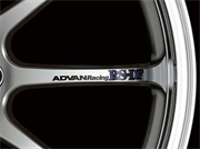 ADVAN: Racing RS-DF Sticker