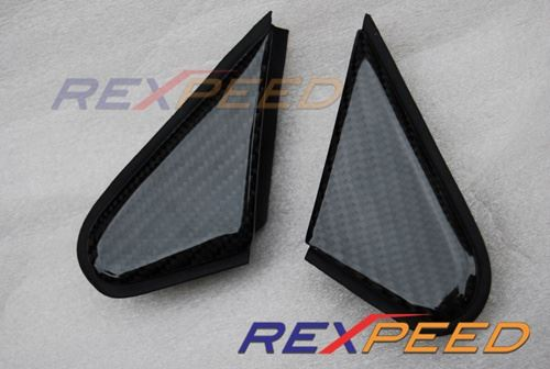 Rexpeed Carbon Fiber J-Panels - Evo X