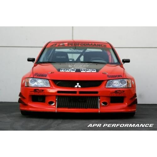 Used Evo X Turbo For Sale: APR Performance: EVIL-R Widebody Aerodynamic Kit
