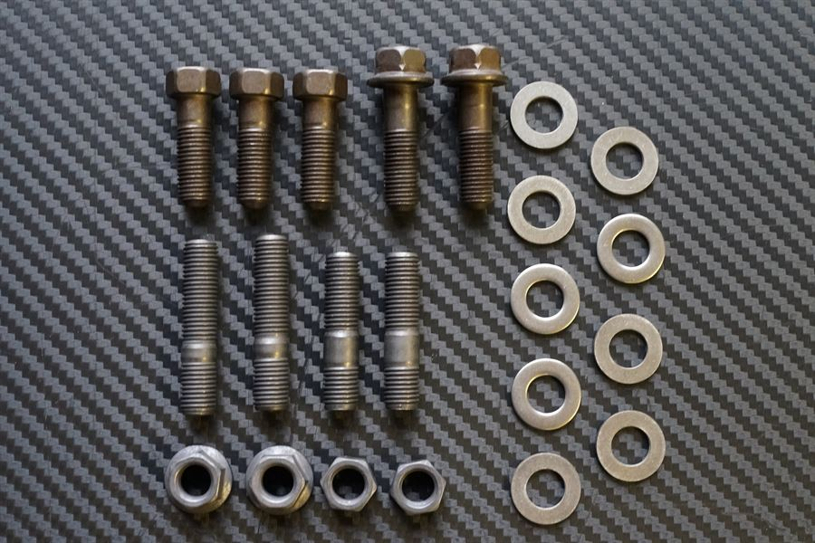 Ross Sport Standard Turbo Hardware Kit  Evo 49  Ross Sport Ltd