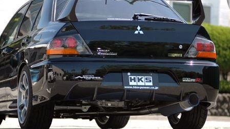 HKS: Hi-Power Spec-R: Evo IX - Ross Sport Ltd