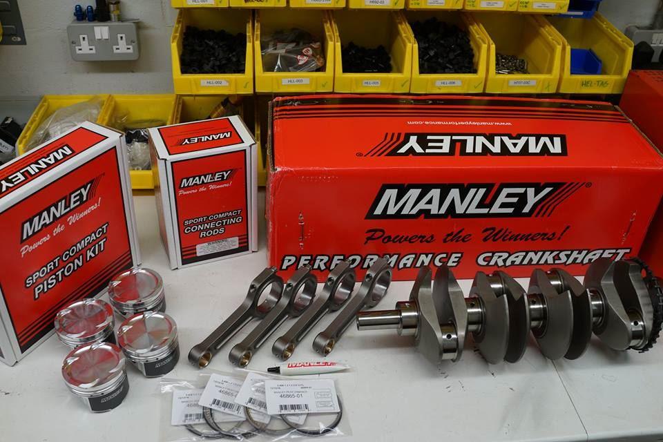 Manley: Evo X Stroker Kit - 2 2L - Ross Sport Ltd