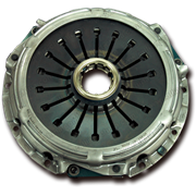 RALLIART: CLUTCH COVER - EVO 7-X