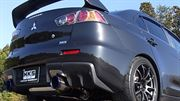 HKS: SUPER TURBO MUFFLER: EVO X