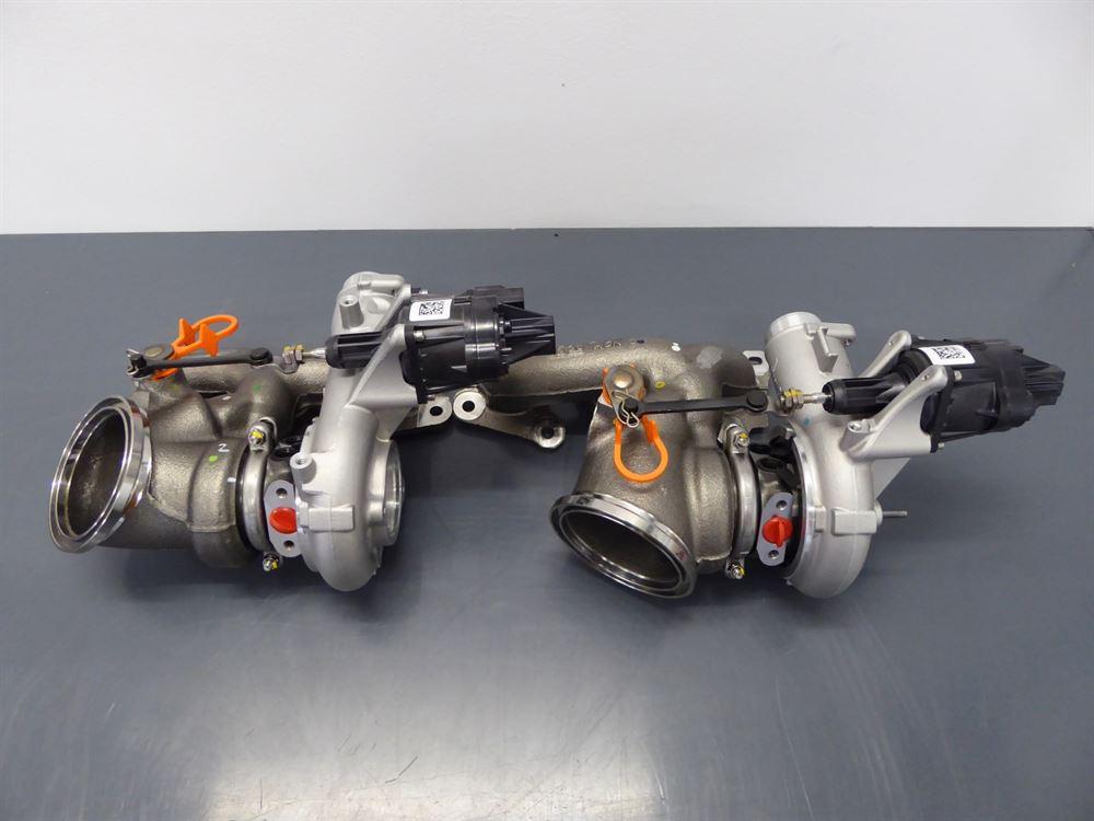 MHI: BMW S55 Stage 1 Upgrade Turbo Kit (M2C, M3, & M4)