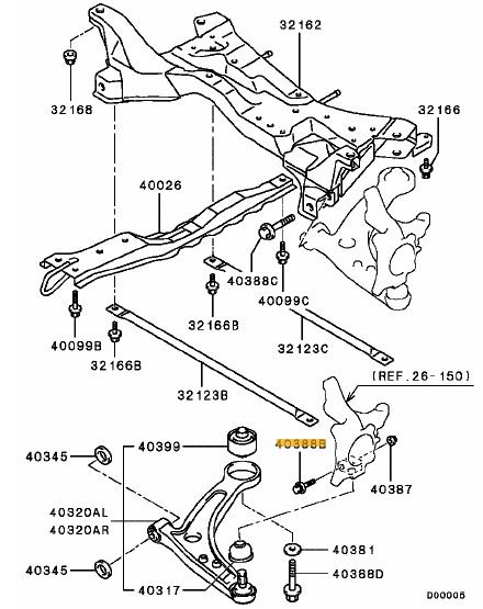 Mitsubishi Lancer Evolution 7 Salwe