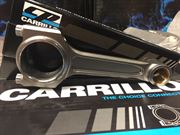 Carrillo: PRO-A Connecting Rod, WMC Bolts, 150mm Rod: Evo I - IX (SET OF FOUR)