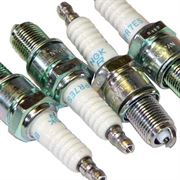 NGK: Copper Spark Plugs (BR8ES): Evo I - VIII (Set of 4)