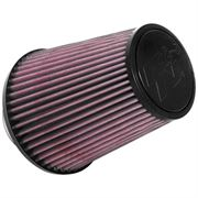 "K&N: 6"" UNIVERSAL CLAMP-ON AIR FILTER"