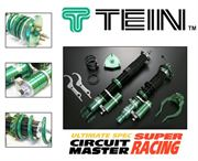 Tein: Super Racing Coilover Suspension Kit: Evo VII - IX