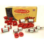 Polybush: Complete Suspension Bush Kit: Evo VII - IX