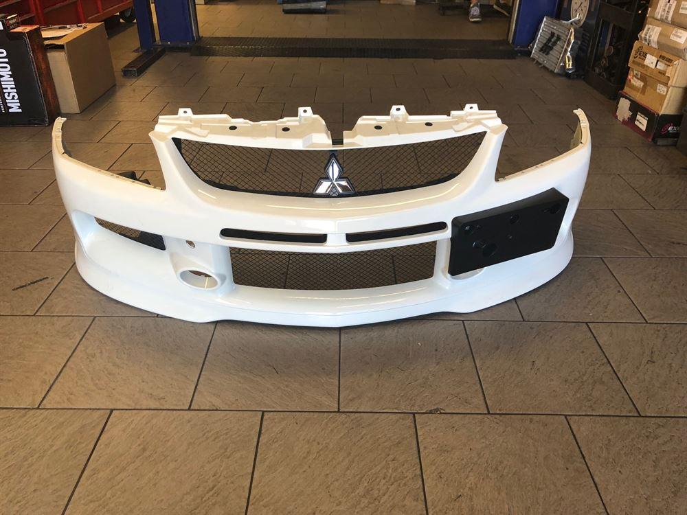 Evo IX Front Bumper Kit
