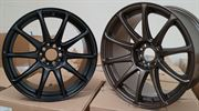 Hyper Zero: 'X' Wheels (18 x 9.5, +23, Set of four)