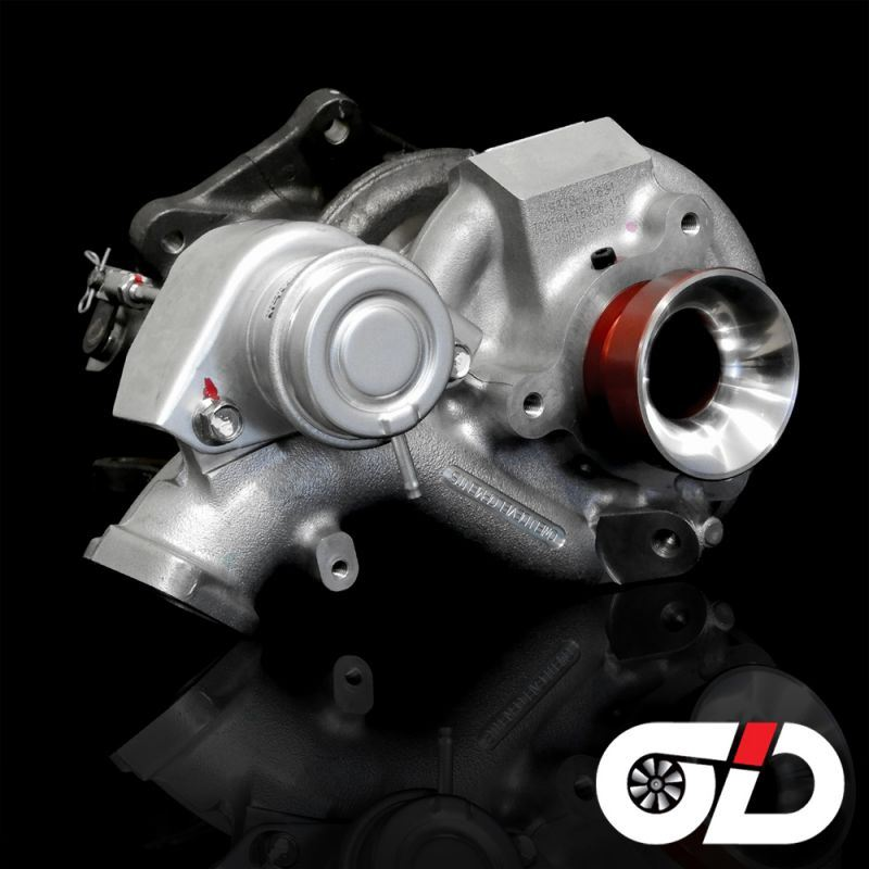 Used Evo X Turbo For Sale: Owens: GpA Turbo Charger (C/W 34mm Restrictor)