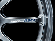 ADVAN: Racing RS-DF Progressive Spoke Sticker