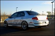 Rexpeed Type-1 FRP Trunk Spoiler - Evo 7-9