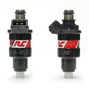 RC Engineering: Peak & Hold Injector: Denso style top: 1000CC (Evo 1-9)