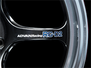 ADVAN: Racing RG-D2 Spoke Sticker