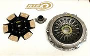 RTS: Performance 3 Piece Paddle Clutch Kit - Evo 4-10