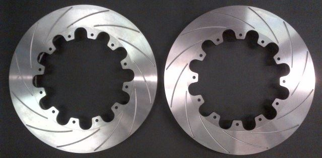 AP Racing: Front Disc Set - 362 x 32mm