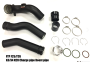 FTP Motorsport: x3/x4 N20 Charge pipe +Boost pipe