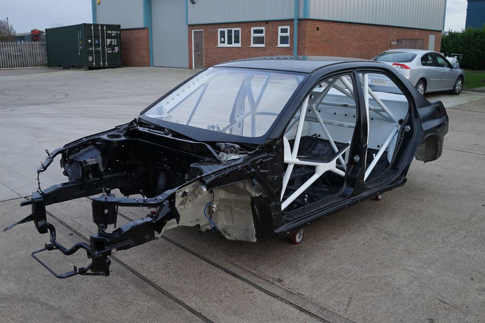 Evo 9 RS Bare Shell with T45 Cage