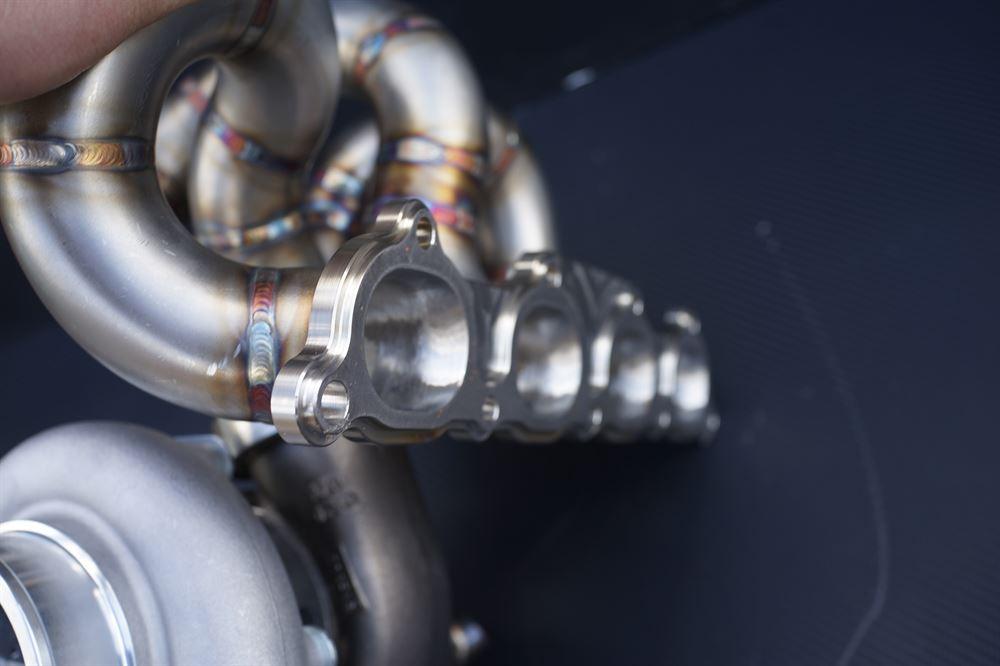 Ross Sport - Garrett GTX Gen2 Turbo Systems - Evo 4-9