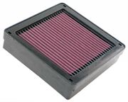 K&N: REPLACEMENT AIR FILTER: EVO IV - IX