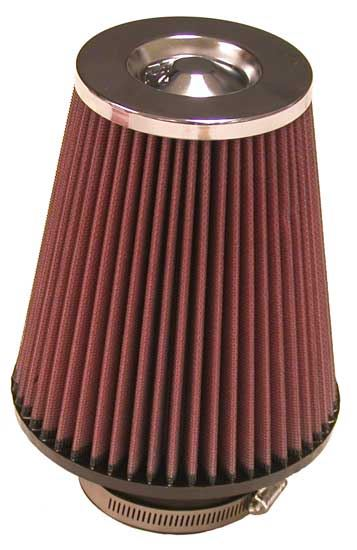 "K&N: 6"" Chrome Air Filter"