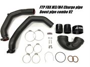 FTP Motorsport: M3/M4 charge pipe kit F80/F82 CP+BP kit