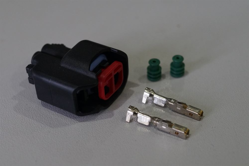 Injector Dynamics: Single USCAR Female Connector Kit