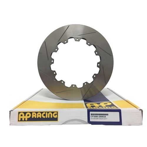 AP Racing: 330mm x 28mm 8-Groove Disc Kit