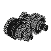 UPRATED DRIVETRAIN COMPONENTS