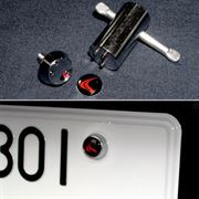 COLT SPEED: NUMBER PLATE BOLT GUARD