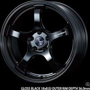 WEDSSPORT: RN-05M WHEEL (GB)
