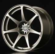 Hyper Zero: '1' Wheels (18 x 9.5, +23, Bronze, Set of four)