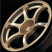 ADVAN: RG-II WHEELS