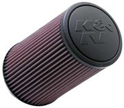 "K&N: Rubber 6"" Air Filter"