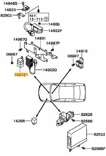 Mitsubishi Fuel Pump Diagram - Wiring Diagram Post on