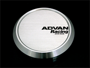ADVAN: Racing Center Cap Flat