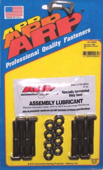 ARP: Rod Bolt Kit (Standard Rods), Evo 1-9