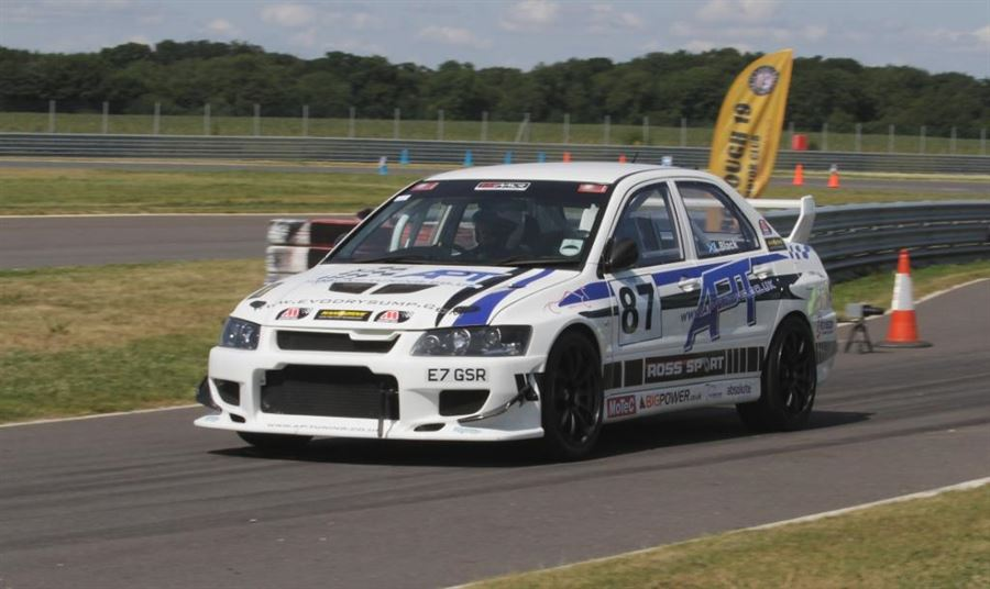 Logans Evo 7  Ross Sport Ltd