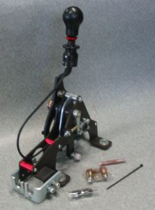 IKEYA: Sequential Shifter (5-Speed) - Evo 4-9 - LHD