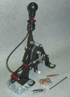 IKEYA: Sequential Shifter (5-Speed) - Evo 4-9 - RHD